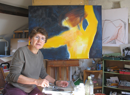 Cathy Denford - Working